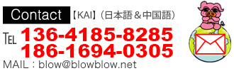 上海blow contact