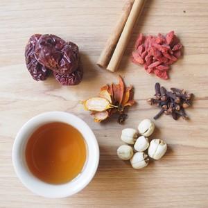 漢方茶イメージ写真