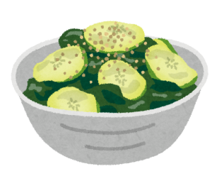 food_sunomono