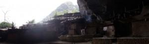 2009年 貴州省の洞窟村・中洞組